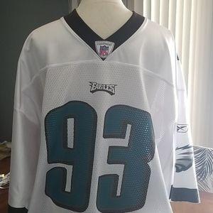 Eagles Jevon Kearse #93 Reebok Jersey